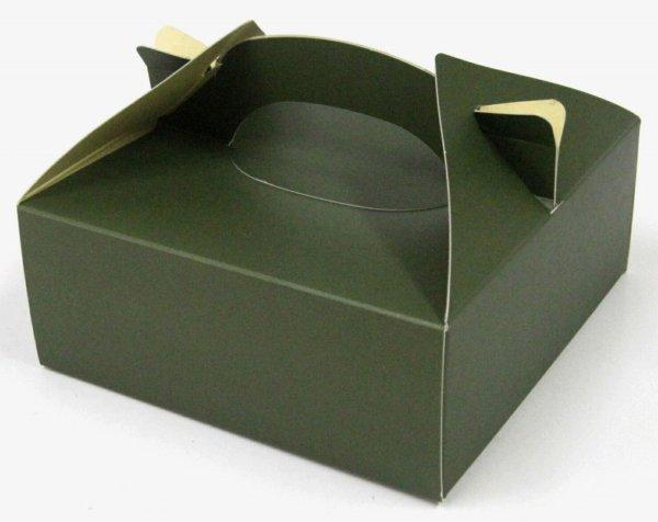 画像1: 和菓子キャリーW-50(深緑)/4S/6S/10S (1)