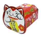 ノリノリボックスBOX招き猫ねこネコ/1つあたり48円