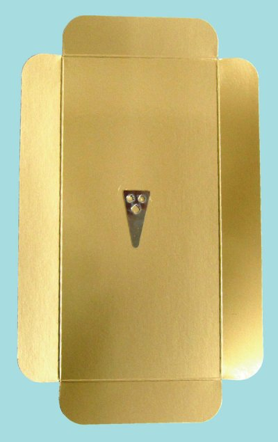 画像1: ユウロールBOX用金トレー/爪付き/爪無し