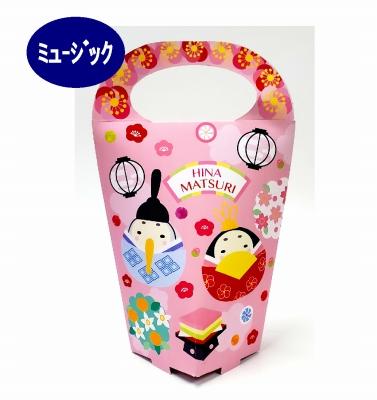 画像1: 【新商品】ひなメロディスタンド/1つ75円 (1)