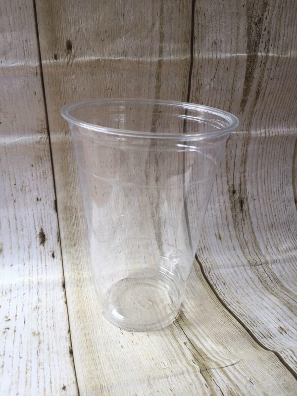 画像1: 透明カップA-PET14オンス(420ml)50個入 1個あたり@12.50 (1)