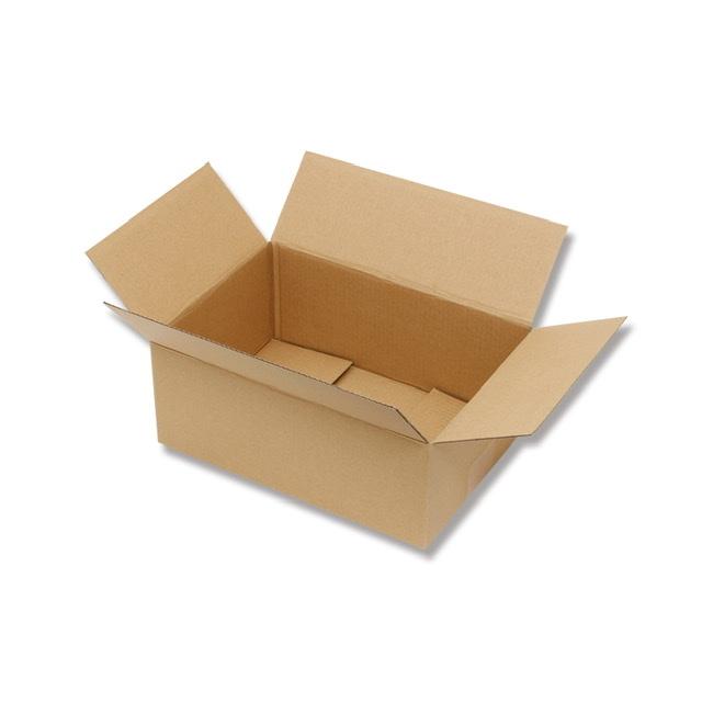 画像1: 配送用段ボール  HEIKO 箱 ダンボール B5用-110 20枚入 1枚あたり@111.60 (1)