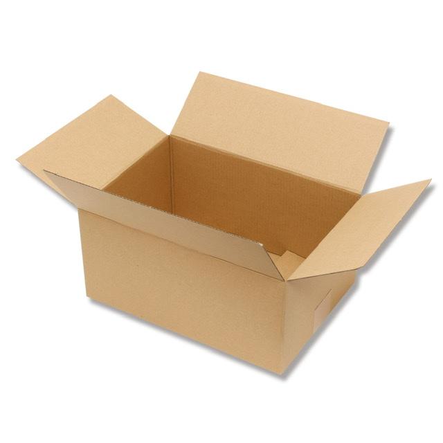 画像1: 配送用段ボール  HEIKO 箱 ダンボール A4用-150 20枚入 1枚あたり@128.70 (1)