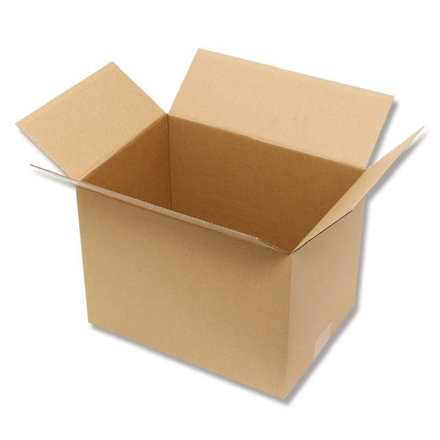 画像1: 配送用段ボール  HEIKO 箱 ダンボール A4用-230 20枚入 1枚あたり@137.30 (1)
